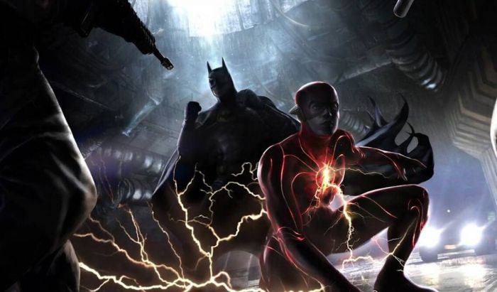Concept Art Film The Flash