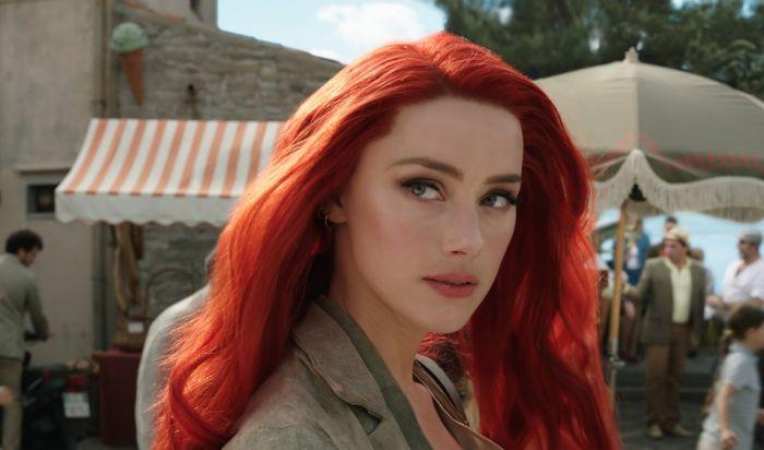 Amber Heard Akan Bintangi Spin-Off Aquaman yang Berfokus pada Mera?