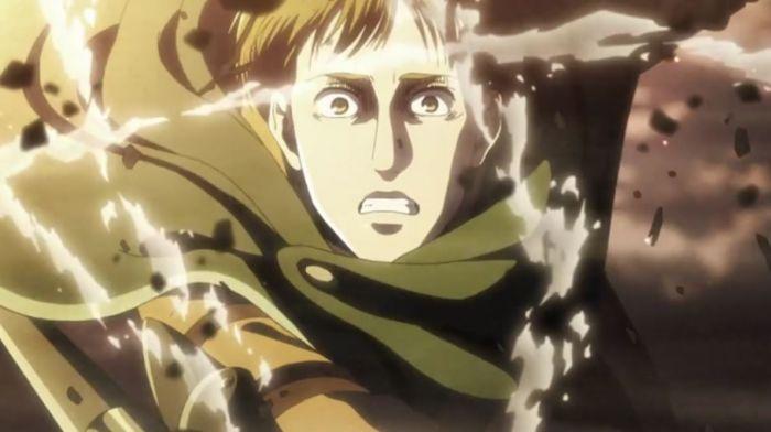 Kematian Paling Heroik di Attack on Titan.