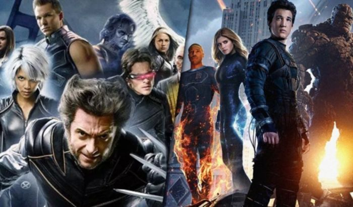 Marvel Nyaris Garap Film Crossover Fantastic Four vs X-Men