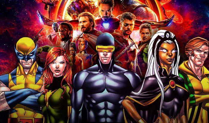 Berita Terkini X-Men Gabung MCU