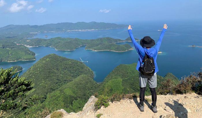 Pulau Tsushima.