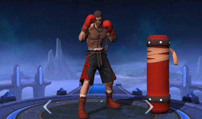 Hero baru Mobile Legends, Paquito.