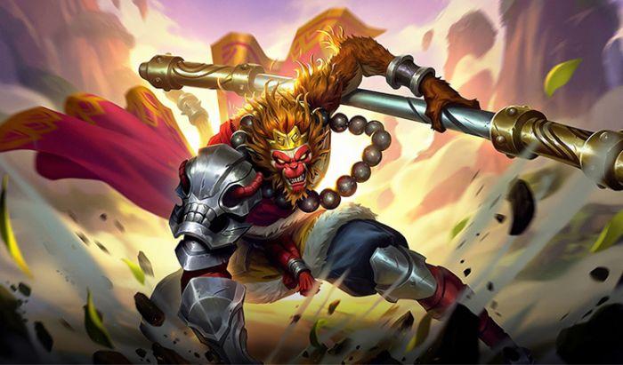 Hero Fighter underrated Mobile Legends.