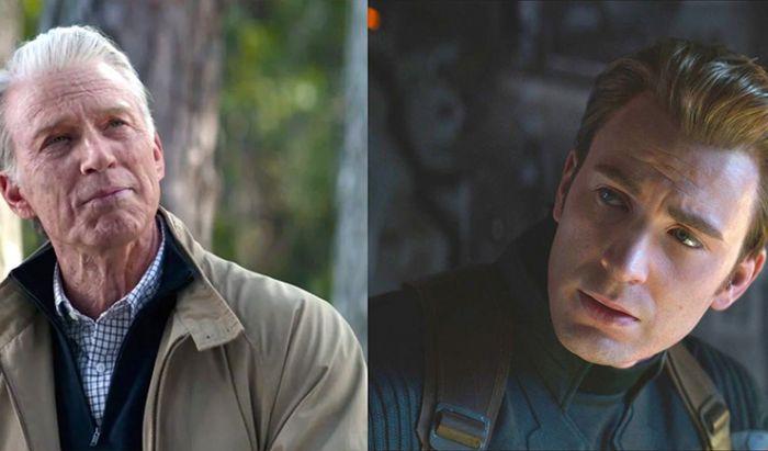Marvel Studios Hampir Gunakan Aktor Lain untuk Captain America Versi Tua