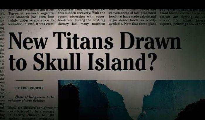 Godzilla atau Kong, Siapa Antagonis di Godzilla vs. Kong
