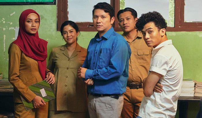 Gading Marten Aktor Film Indonesia.