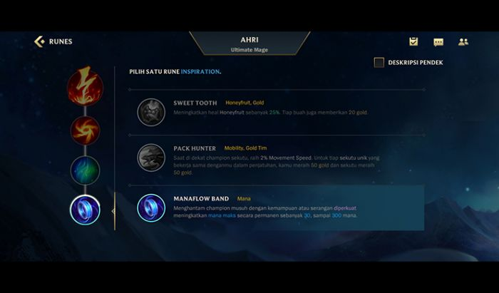 Build Ahri LoL: Wild Rift. Dok. KINCIR.
