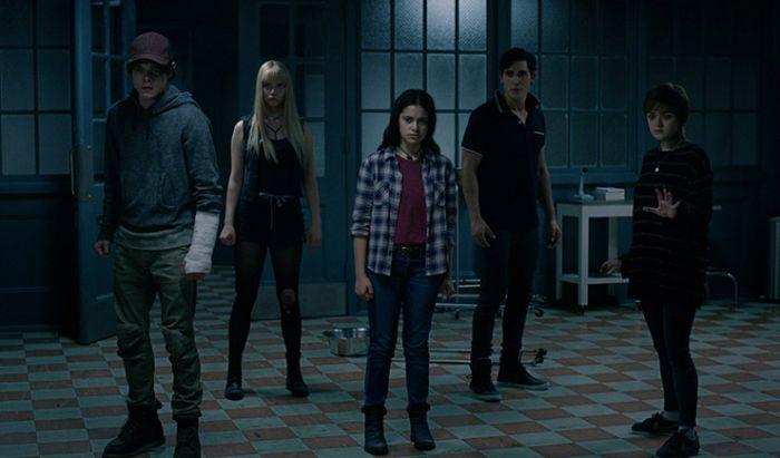 Review dan Sinopsis Film The New Mutants