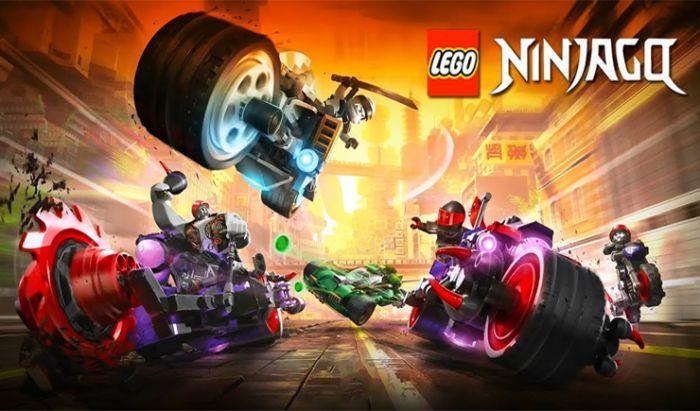Game Ninja Lego Android.