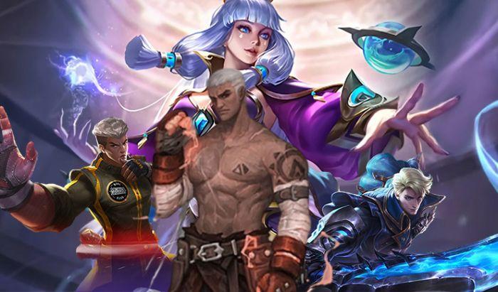 Hero Mobile Legends tanpa mana.