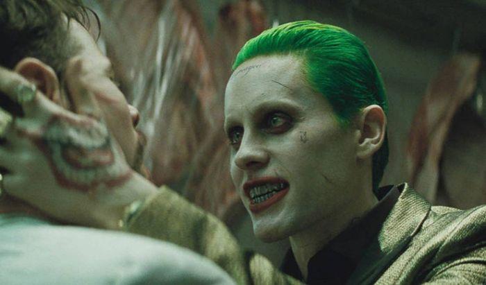 Inilah Tampilan Seram Joker yang Tidak Muncul di Film Suicide Squad