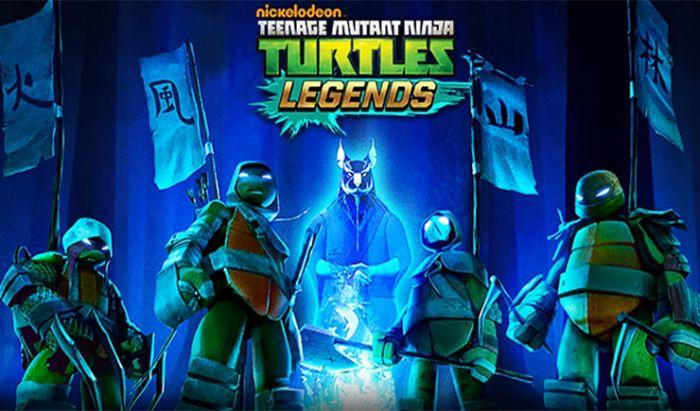 Game Android Ninja Turtle.