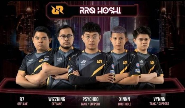 RRQ Hoshi Playoffs M2 Worlds Championship