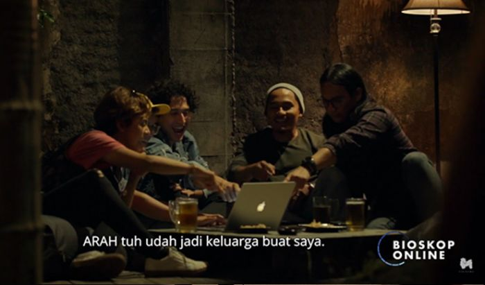 Review Serial Awal dan Akhir Band Arah