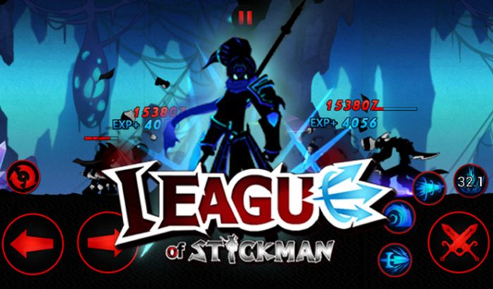 Game Stickman Android.