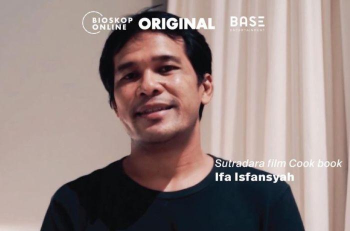 Inspirasi Sutradara Ifa Isfansyah Bikin Film Cook Book dalam Quarantine Tales.