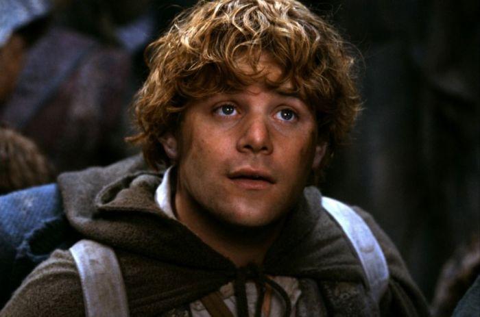Sam Gamgee di Lord of the Rings. Nama Karakter Utama Film Hollywood yang Paling Banyak Dipakai.