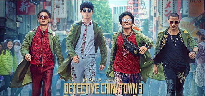Kalahkan Avengers: Endgame, Simak 5 Fakta dan Sinopsis Film Detective Chinatown 3.