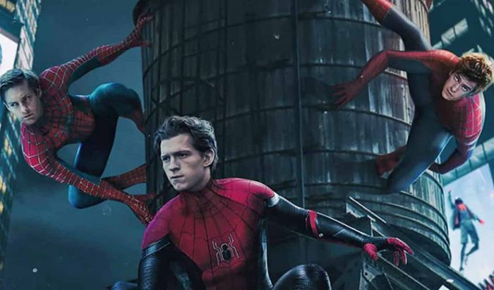 Tobey Maguire dan Andrew Garfield di Spider-Man 3? Tom Holland Buka Suara!