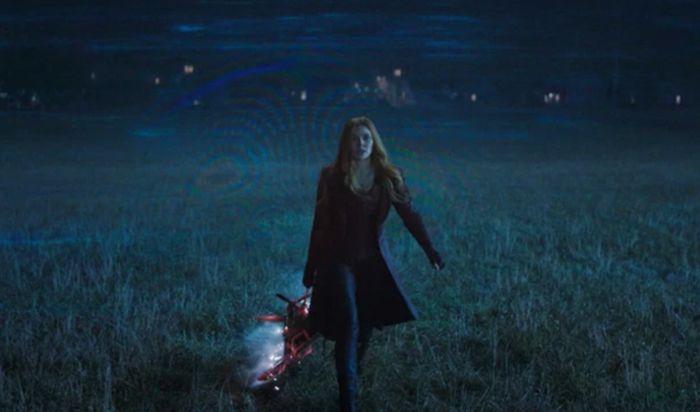 Serial WandaVision Scarlet Witch Villain