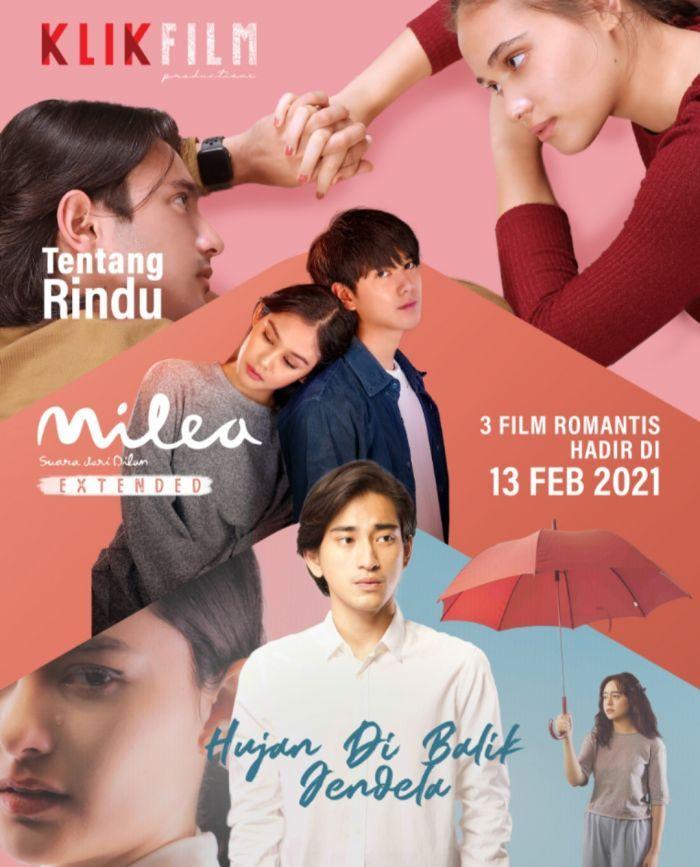 Sambut Valentine Milea Suara Dari Dilan Extended Tayang Di Klik Film Kincir Com