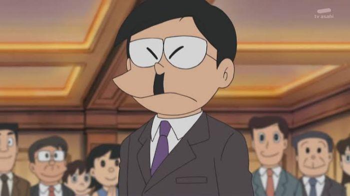 Ayah Suneo Honekawa.