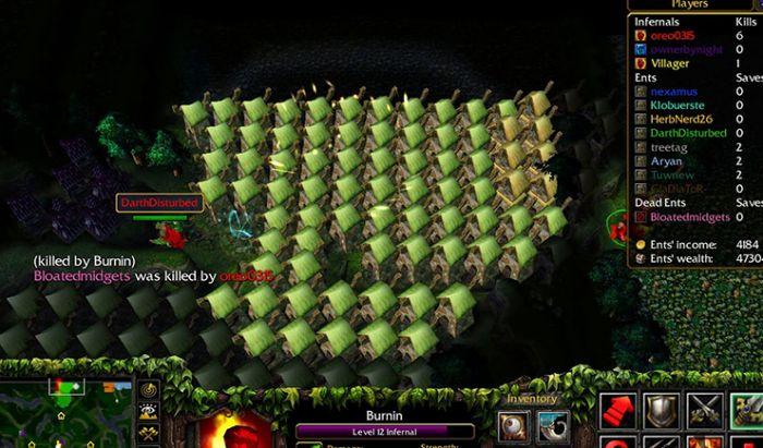 Mod Tree Tag Warcraft III: Frozen Throne