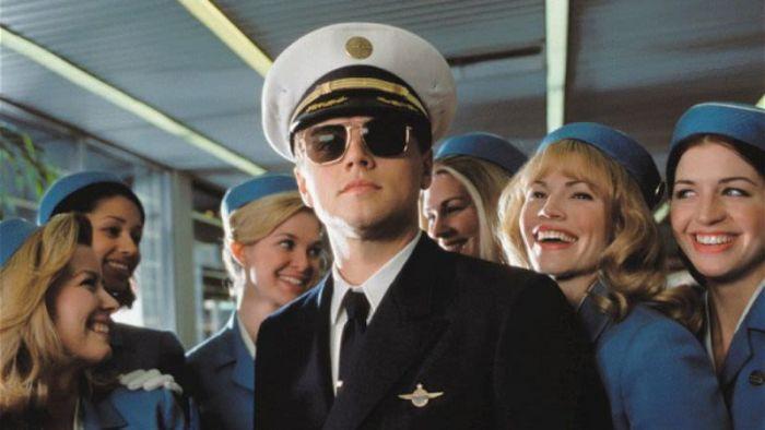 Frank Abagnale di Catch Me If You Can. Nama Karakter Utama Film Hollywood yang Paling Banyak Dipakai.