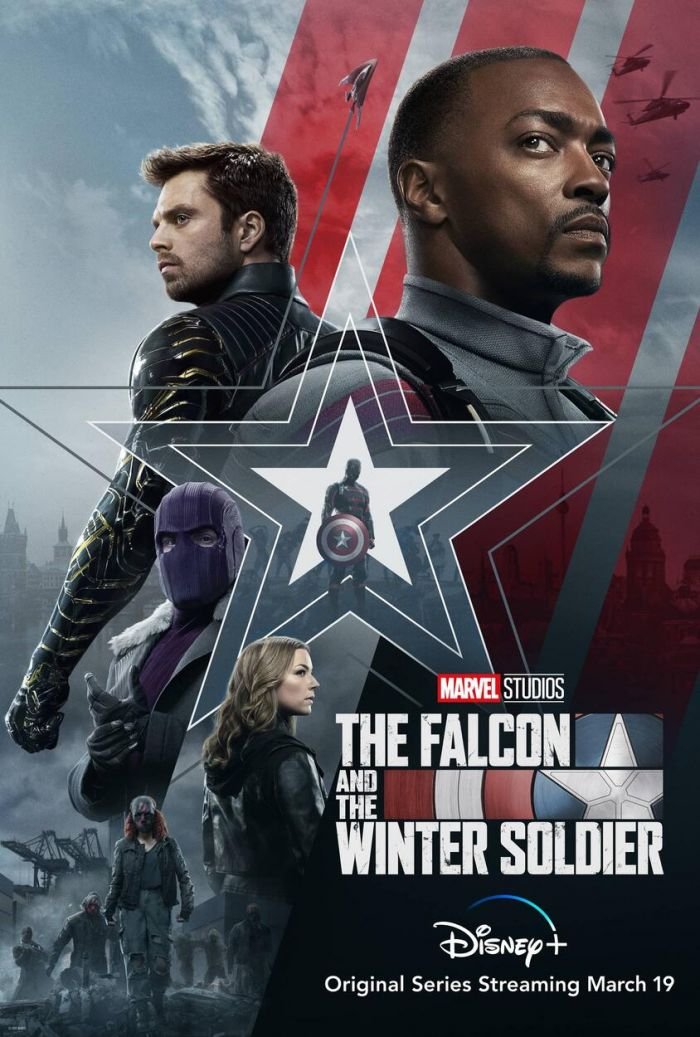 Intip Duet Maut Sam dan Bucky di Trailer Baru Falcon and Winter Soldier