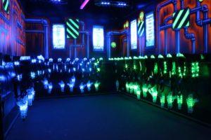 Vesting Room- Darkzone Box Hill, Melbourne, Australia