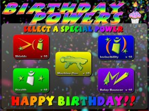 Birthday mode