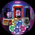Zone Laser Tag - Accessories