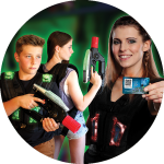 Laser Tag Membership