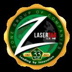 Zone Laser Tag Logo