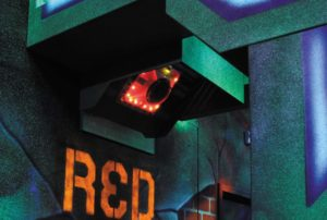 Laser Tag Arena Features