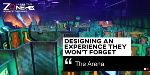 Designing an Experience : The Arena