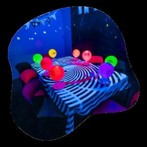 Burbuja de fiesta