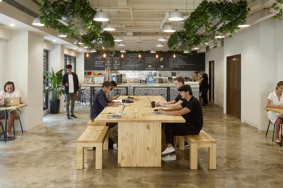 Where to find Hong Kongs best co-working spaces | Localiiz
