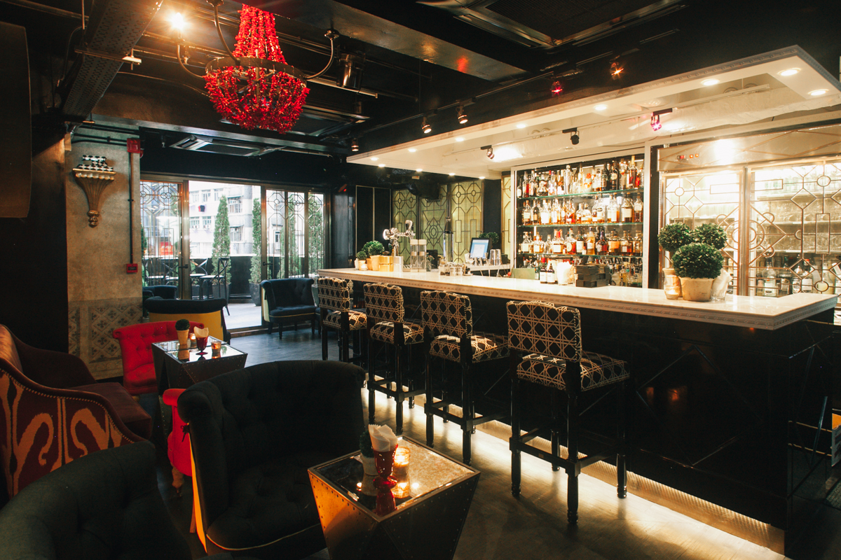 Topiary-High-end Cocktail and Whiskey Bar in Lan Kwai Fong