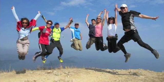 happy hiking hk