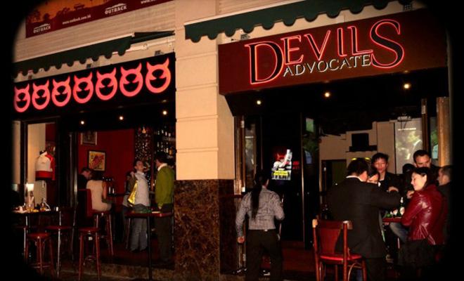 devils bar