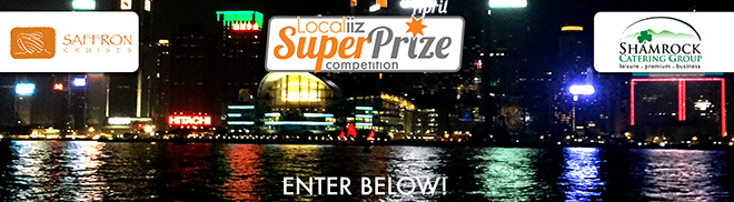 Localiiz April SuperPrize