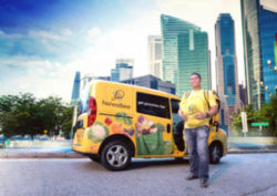 honestbee same day grocery delivery - quick and within an hour