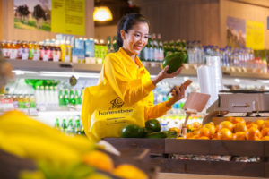 Honestbee Online Grocery Delivery Service - Handpicking your fruit and veg