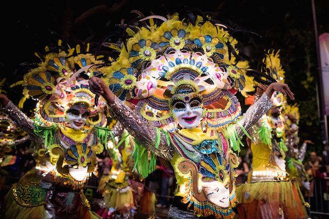 Hong Kong Celebrates Chinese New Year