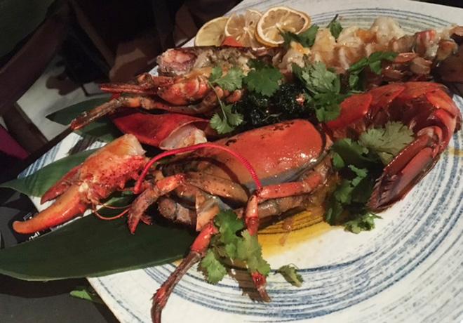 lobster tokyo