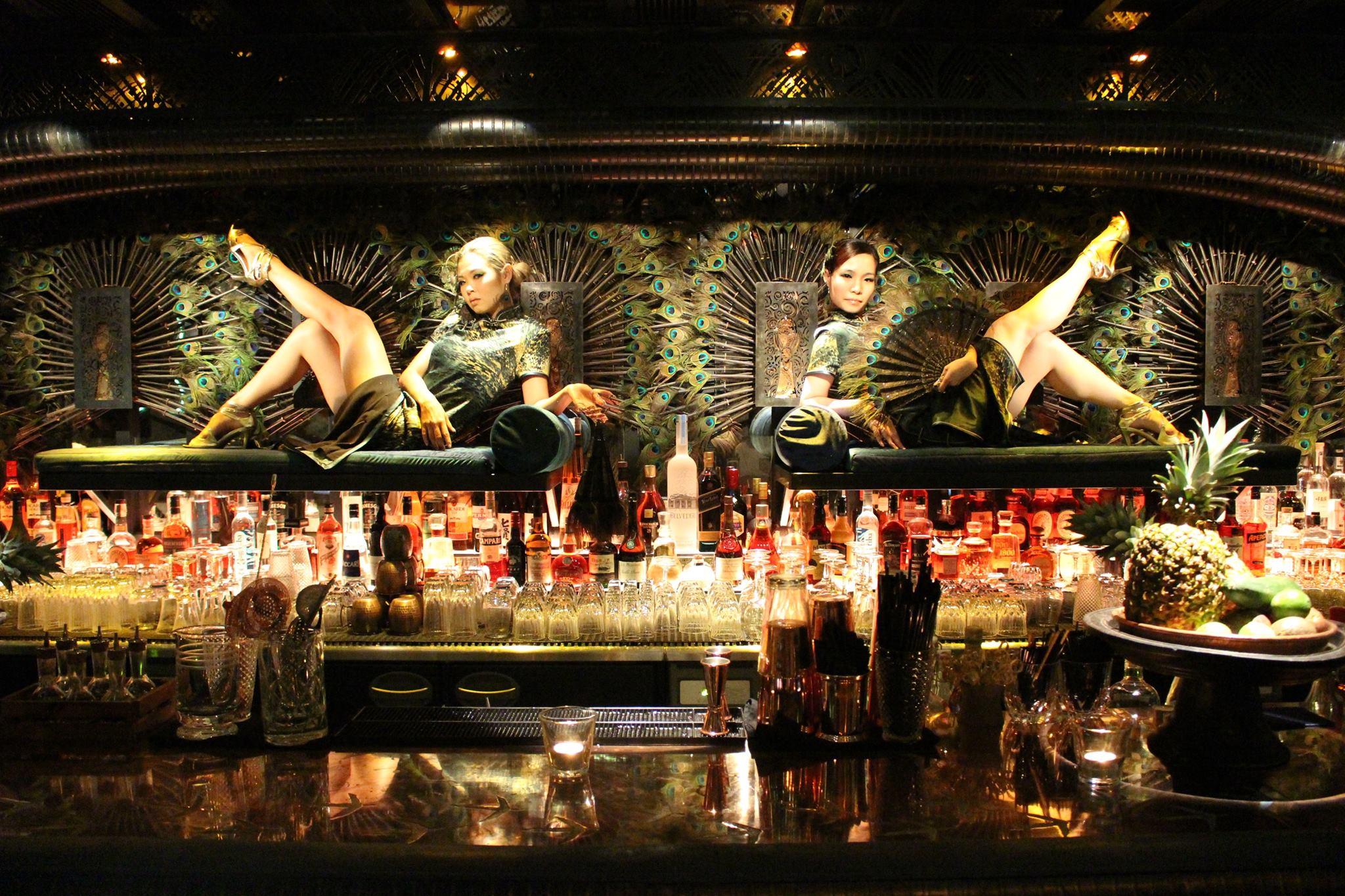 Hidden bar Ophelia