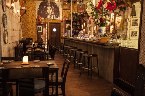 Hidden bar Missy Ho's