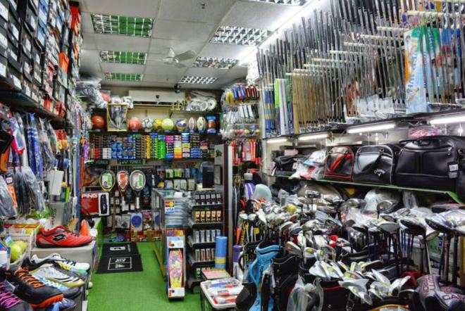 10 best sports shops in Hong Kong